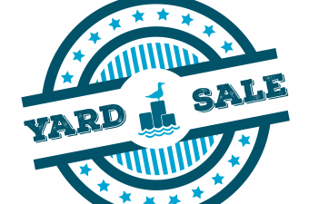 Pot-Nets Yard Sale Logo